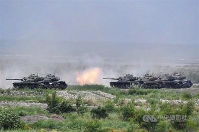 Posible conflicto armado de baja intensidad en el Estrecho de Taiwán
