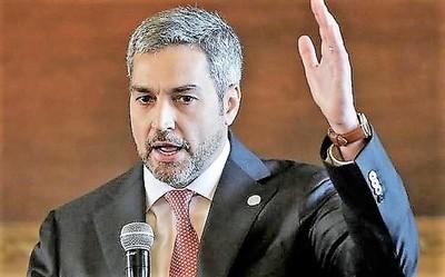 """""""La corrupción galopante del gobierno de Marito avergüenza al país en el Congreso americano"""""""