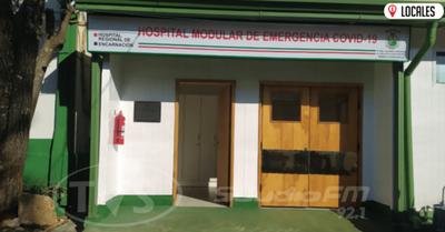 Inauguran Pabellón Modular en el Hospital Regional de Encarnación