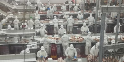 El COVID no sólo se ensaña con farristas y descuidados: 19 contagiados en sitio laboral