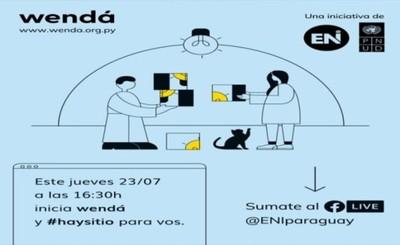 Lanzarán plataforma que unirá iniciativas ante la COVID19