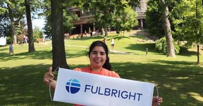 Paraguaya sobresaliente: Desde Itacurubí de la Cordillera hasta EEUU para realizar una maestría
