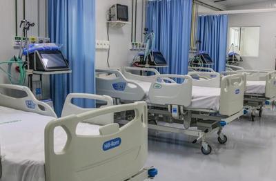 Hospital Nacional de Itauguá 'se refuerza' con 34 camas de terapia intensiva