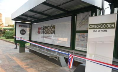 HOY / Habilitan nuevos refugios de espera para usuarios de transporte público