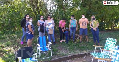 «Paseros» de San Juan del Paraná solicitan entrega de víveres