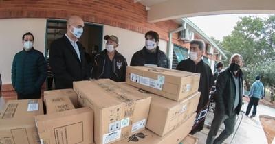 Cordillera registra 3 nuevos casos positivos de COVID-19