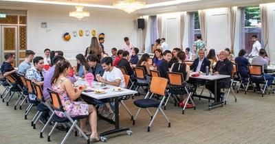 Becarios paraguayos en Taiwán recibieron sus títulos en acto de graduación