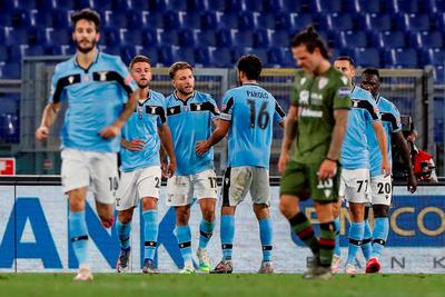 Lazio asegura su presencia en la próxima Champions