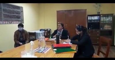 Concejales no reconocen nueva mesa directiva en San Roque González