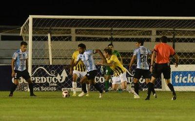 Guaireña y Guaraní empataron 1 a 1 en juego por la fecha 9 del torneo apertura