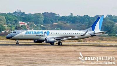 Aeropuerto Silvio Pettirossi: la cantidad de pasajeros cayó 99,33% en mayo