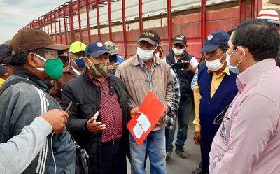 Tras promesa del Indi cancelan cierre de ruta