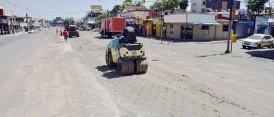"""Para """"reparar"""" vía que destrozó, Mota certificó obras por G. 11.900 millones"""