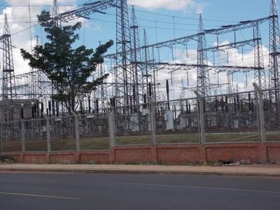 Parte de Laurelty estará sin energía eléctrica