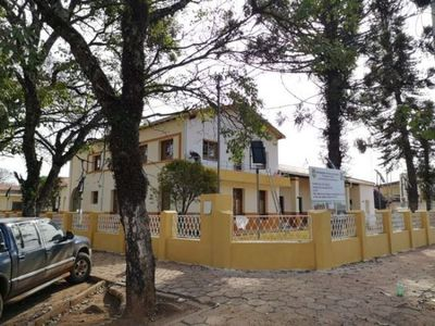 La cultura gana su espacio en el remozado antiguo Palacete Municipal de Pedro Juan Caballero