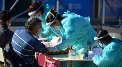 Argentina supera por primera vez los 6.000 casos diarios de coronavirus
