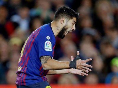 Luis Suárez finaliza la Liga con su peor registro goleador en el Barça