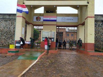 Plantean que vuelvan las visitas privadas en el penal de Itapúa desde la próxima semana