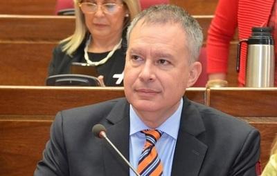 Silva Facetti espera que Diputados también rechace veto parcial sobre ley de informconf