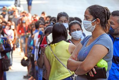 Estamos mal: Mazzoleni no descarta retroceder de Fase en Alto Paraná, Central y Asunción