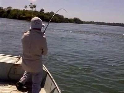 Habilitan actividad de pesca deportiva en todo el territorio nacional