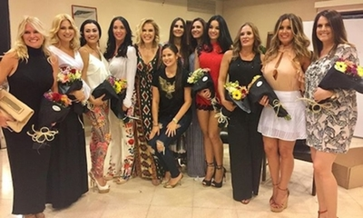 "Recuerdan la ""época dorada"" del modelaje paraguayo"