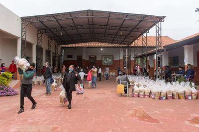Gobernación anuncia entrega de merienda escolar en Paraguarí