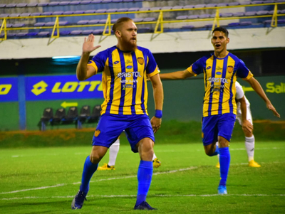 Reviví los goles de Isidro Pitta, el Player de la jornada 9