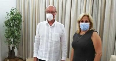 Embajada paraguaya en Cuba amplía perspectivas para exportar a la isla