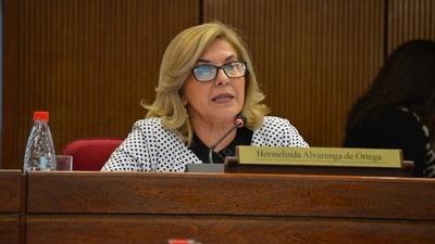Senadora apoya arancel cero a estudiantes pero aboga por no dejar sin ingresos a la UNA