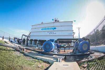 Essap da el primer paso para garantizar agua potable en verano
