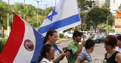 """Relaciones entre Paraguay e Israel """"siguen firmes"""", asegura embajador paraguayo"""