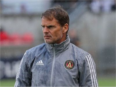 Frank de Boer deja al Atlanta United