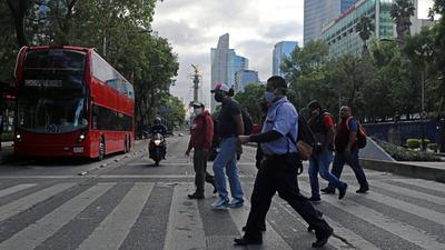 Capital de México mantiene alerta por posible nuevo pico coronavirus en próximos meses