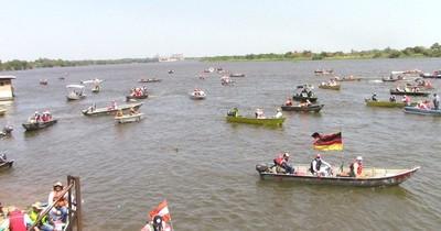 Habilitan pesca deportiva: 2 metros de distanciamiento en el bote