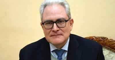 Ricardo Scavone Yegros es designado como embajador en España