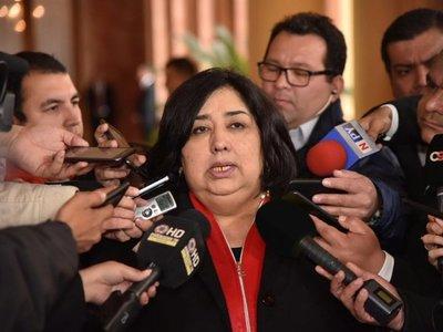 Ministra de la Niñez reafirma que no se puede usar imágenes de menores en casos ilícitos