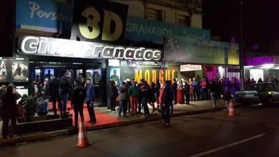 Granados lleva el cine devuelta a las salas