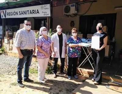 AUMENTARON CAPACIDAD DE TERAPIA INTENSIVA EN OVIEDO Y CAAGUAZÚ
