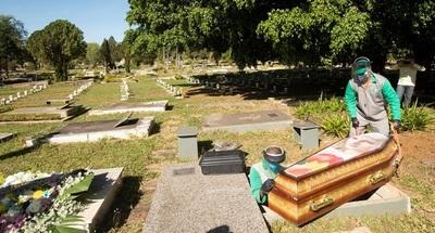 Los fallecidos por COVID19 tenían 58 y 67 años.