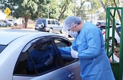 Covid-19: 4.224 casos confirmados y 38 fallecidos en Paraguay • Luque Noticias