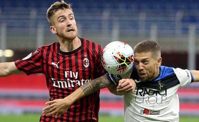 Atalanta da espacio a Juventus