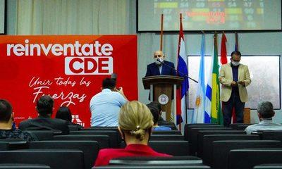 """Lanzan """"Reinventate CDE"""" en busca de recuperación económica de la región"""