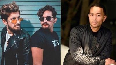 "HOY / John Legend invita a Mau y Ricky a colaborar en el remix de ""Bigger Love"""