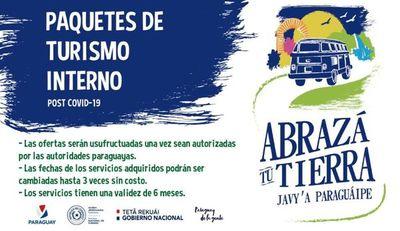 """Lanzan paquetes turísticos seguros """"Abrazá tu Tierra"""""""