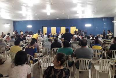 Se suspende la asamblea en Luqueño • Luque Noticias