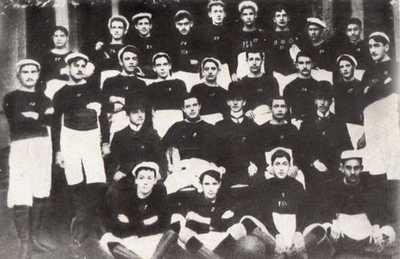 118 AÑOS DEL CLUB OLIMPIA