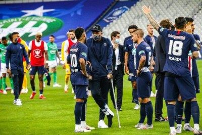 Mbappé es la gran duda para la vuelta de la Champions