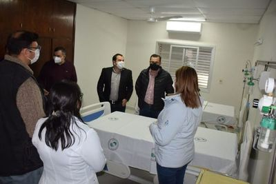 Habilitarán camas de terapia intensiva en hospital de Ayolas