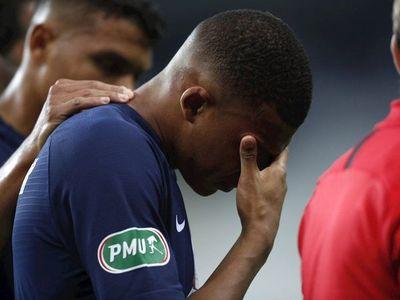 Revelan gravedad de la lesión de Mbappé